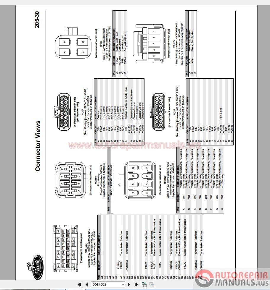 Mack Mp7 Engine Wiring Schematic Tail Light Wire Diagram As Well Volvo Diagrams Together