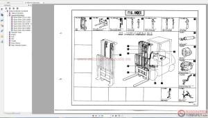 Toyota Forklift Equipments Parts Catalog CD | Auto Repair