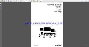 Volvo Trucks FL Wiring Diagram Service Manual | Auto