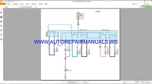 Toyota RAV4 Electrical Wiring Diagrams Manual 2013 | Auto