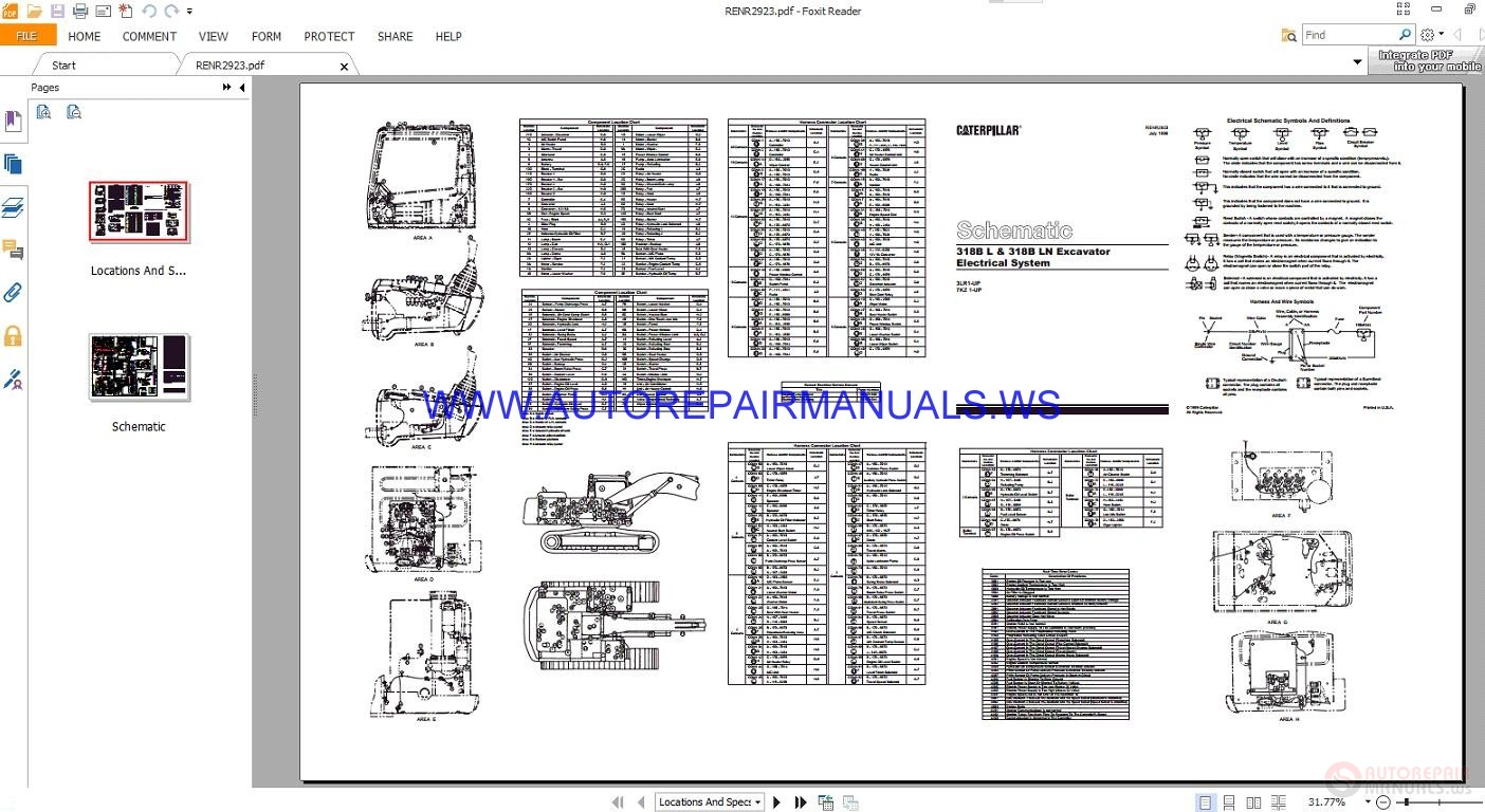 Wiring Diagram For Cat C15