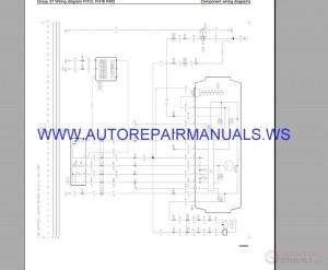 Volvo FH12RHD Trucks Wiring Diagram Service Manual | Auto