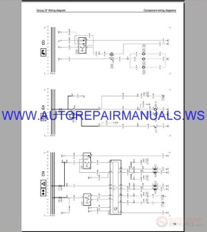 Volvo FH16 Trucks Wiring Diagram Service Manual | Auto