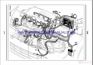 Renault Scenic II J84 NT8276 Disk Wiring Diagrams Manual 03012005 | Auto Repair Manual Forum
