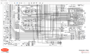 Peterbilt 379 SK19517 Family Wiring Diagrams | Auto Repair