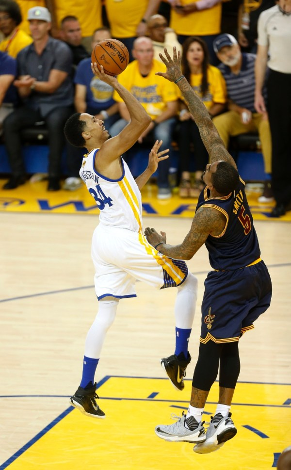 Finale NBA: Golden State, le coup du banc fou - La Croix