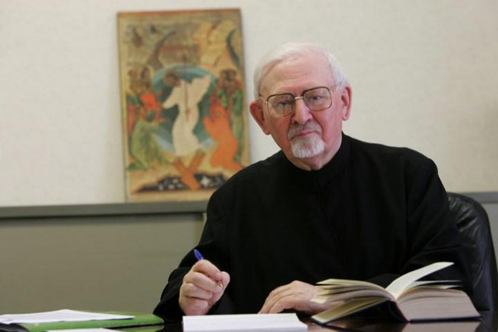 La mort du P.Kolvenbach, jésuite dans l'âme