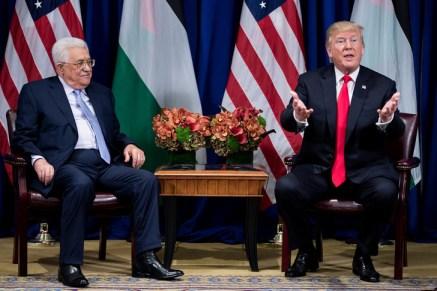 """Résultat de recherche d'images pour """"donald trump conflit israélo palestinien"""""""