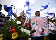 In Nicaragua, am 30. Juni 2018, a