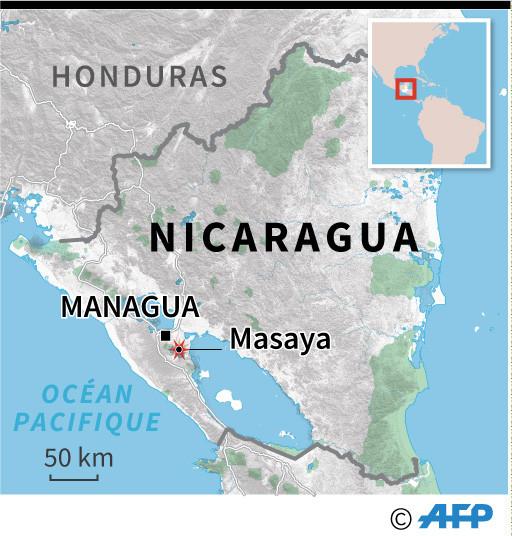 Nicaragua / AFP