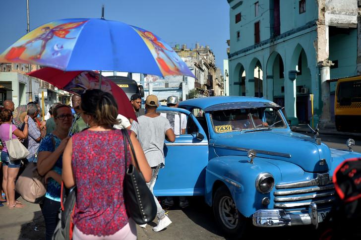 La Havane, 18 juin 2018 / AFP / Archives