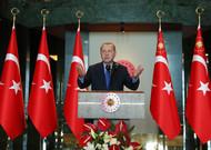 Le président turc Recep Tayyip Erdogan le 13 août 2018 à Ankara
