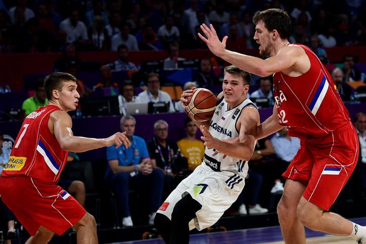 Basket: l'international serbe Ognjen Kuzmic grièvement blessé dans un accident