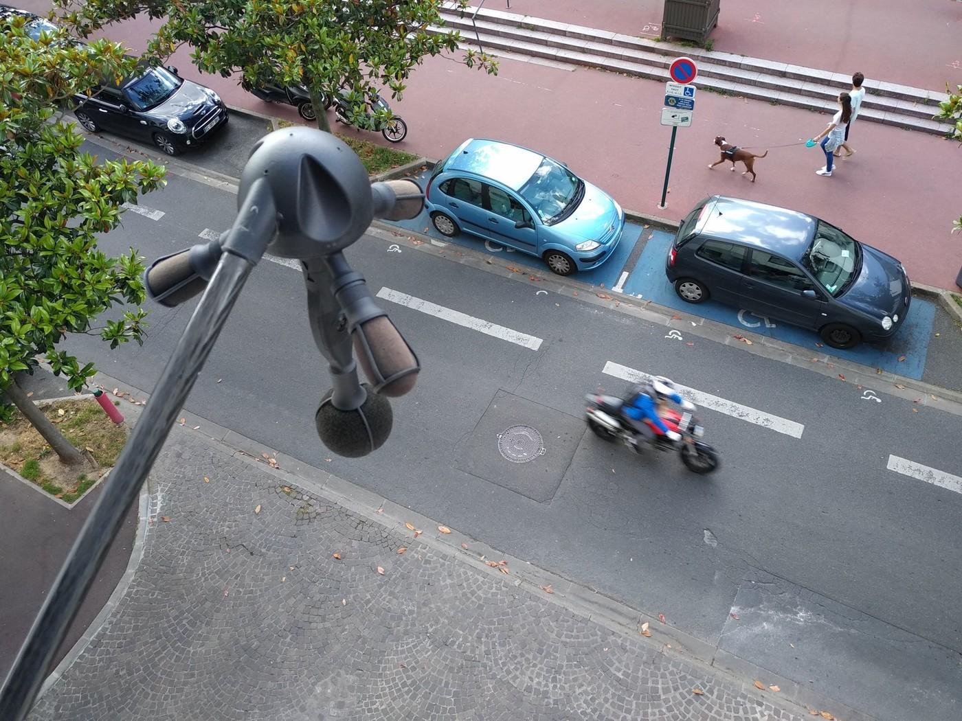 radar anti bruit