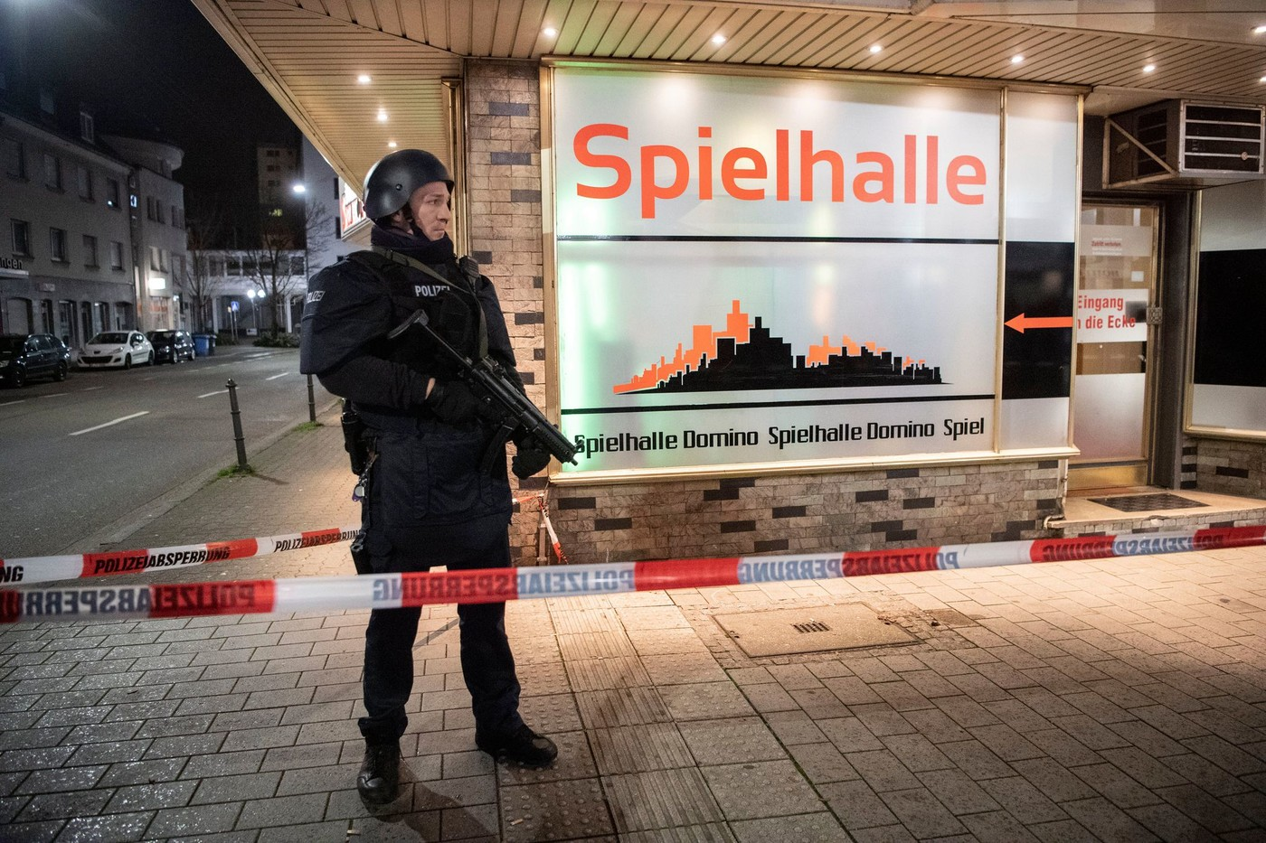 Germany in shock after the xenophobic bombing in Hanau