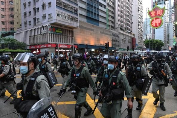 Est-ce la fin de Hong Kong ?