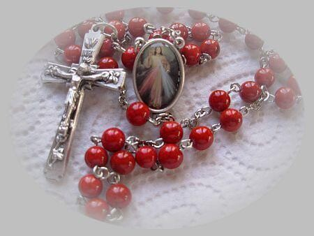 chapelet misericorde divine common. D.R