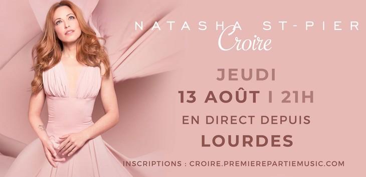 «e-Concert» de Natasha St-Pier avec Bayard et le e-Pèlerinage National 2020