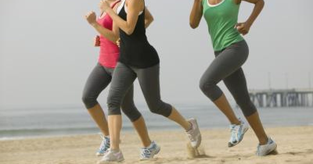 How To Get In Shape To Run Three Miles Livestrong Com