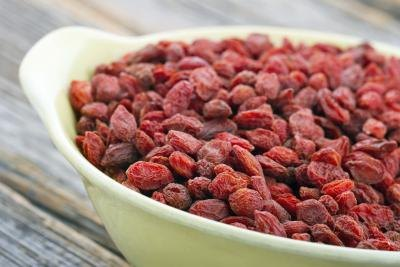 Goji Berries fall into the nightshade family