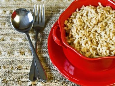 Replace white rice with brown rice for a more nutritious option.