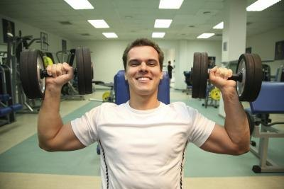 Weight Lifting Plan for Teen Guys