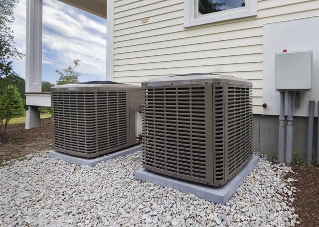 Home Central Air Conditioning Units