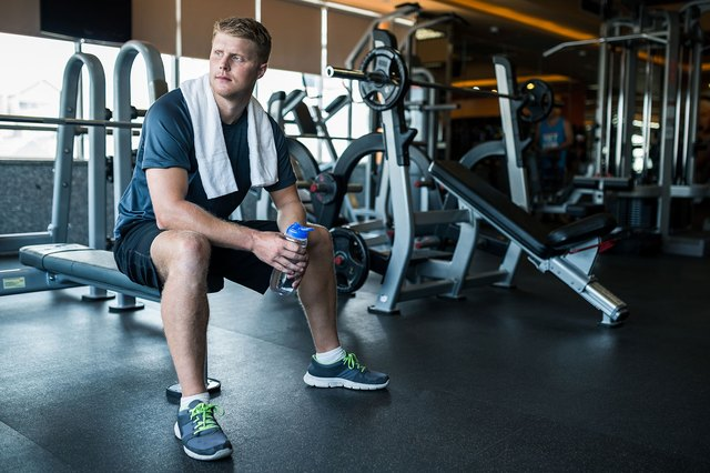 Muscle recovery is as important as working out.
