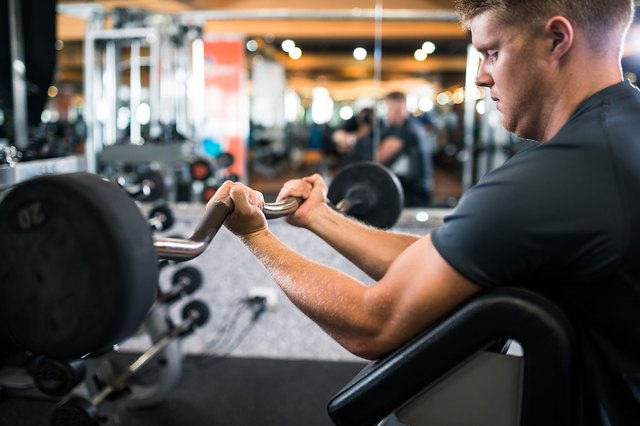Superset exercises target opposing muscle groups.