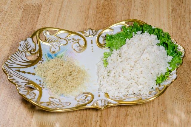 Cum de a găti fiert orez