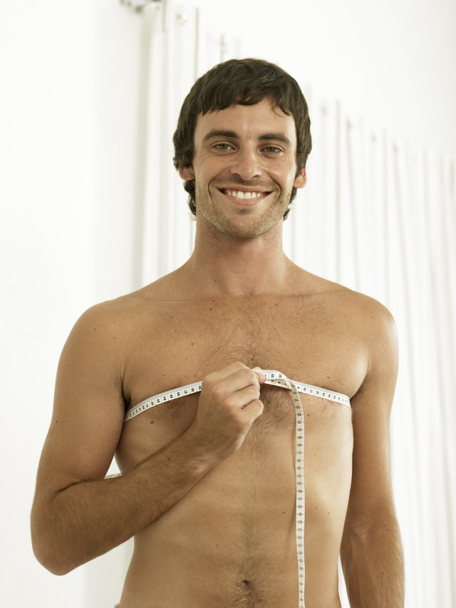 How To Build A Shapely Chest Livestrong Com