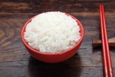Sugars in White Rice