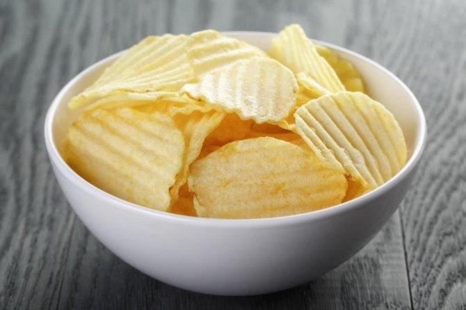 Potato Chips & Sulfite Allergies