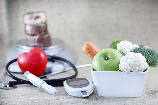 One Week Meal Plan for a Diabetic Diet