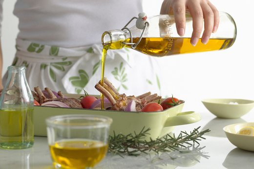 10. Stock Up on Olive Oil