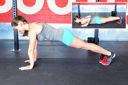 11. The Push-Up