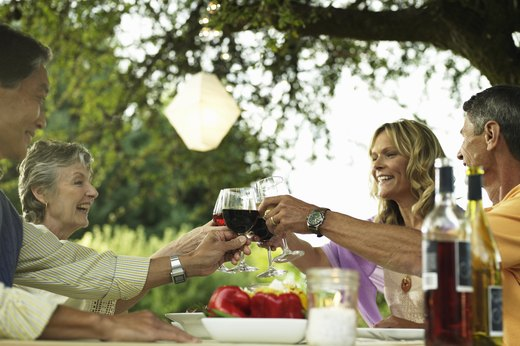 3. Drink Red Wine (in Moderation)