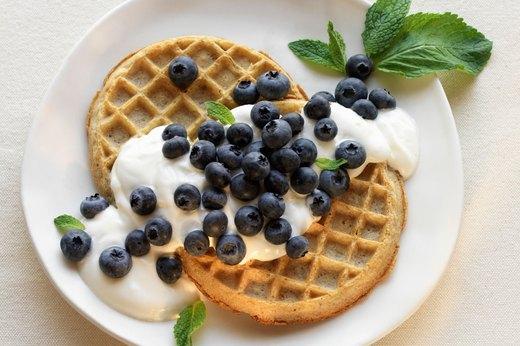9. If You Like Toast … Try Whole-Grain Waffles