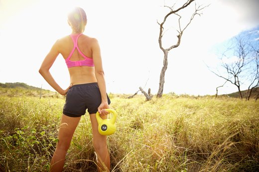 7. Kettlebell Training Improves Your Posture