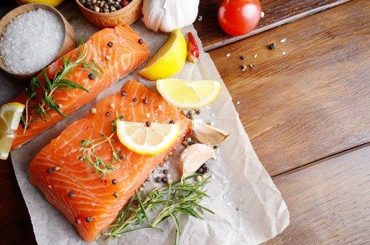 12. Wild Salmon