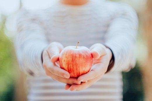 3. Apples