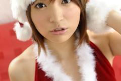 サンタクロースは存在すると信じる大人だけに現れるという可愛いサンタのエロ画像