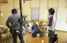 プロのAV男優は5秒でフル勃起するらしいAV撮影現場の画像