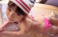 将来が楽しみなジュニアアイドルさんのお縄になりそうな水着グラビア画像Vol.4