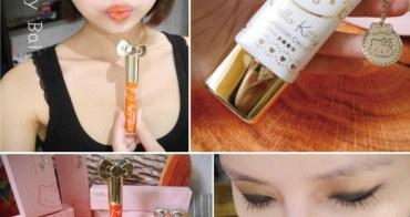 [彩妝] 女孩的化妝包就是要夢幻又可愛♥超吸睛的Hello Kitty彩妝組