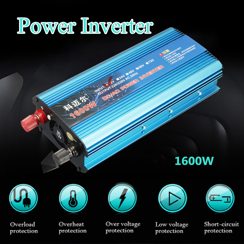 1600W Solar Power Power Inverter