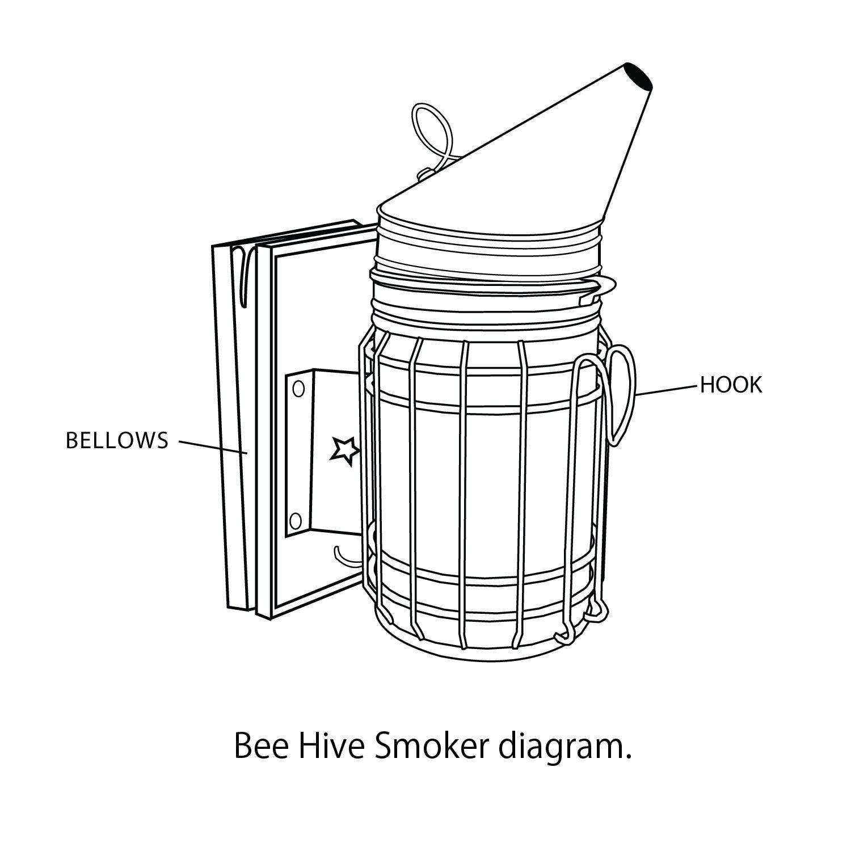 Diagram Of Hives