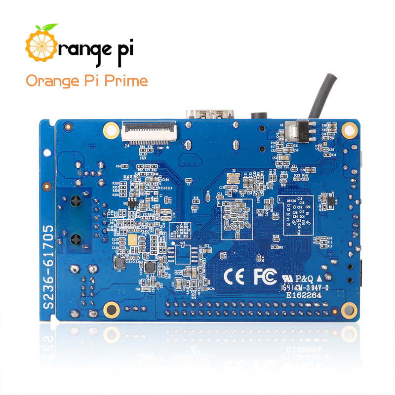 Orange Pi Prime Development Board H5 Quad-core 2GB DDR3 SDRAM Mini PC 10