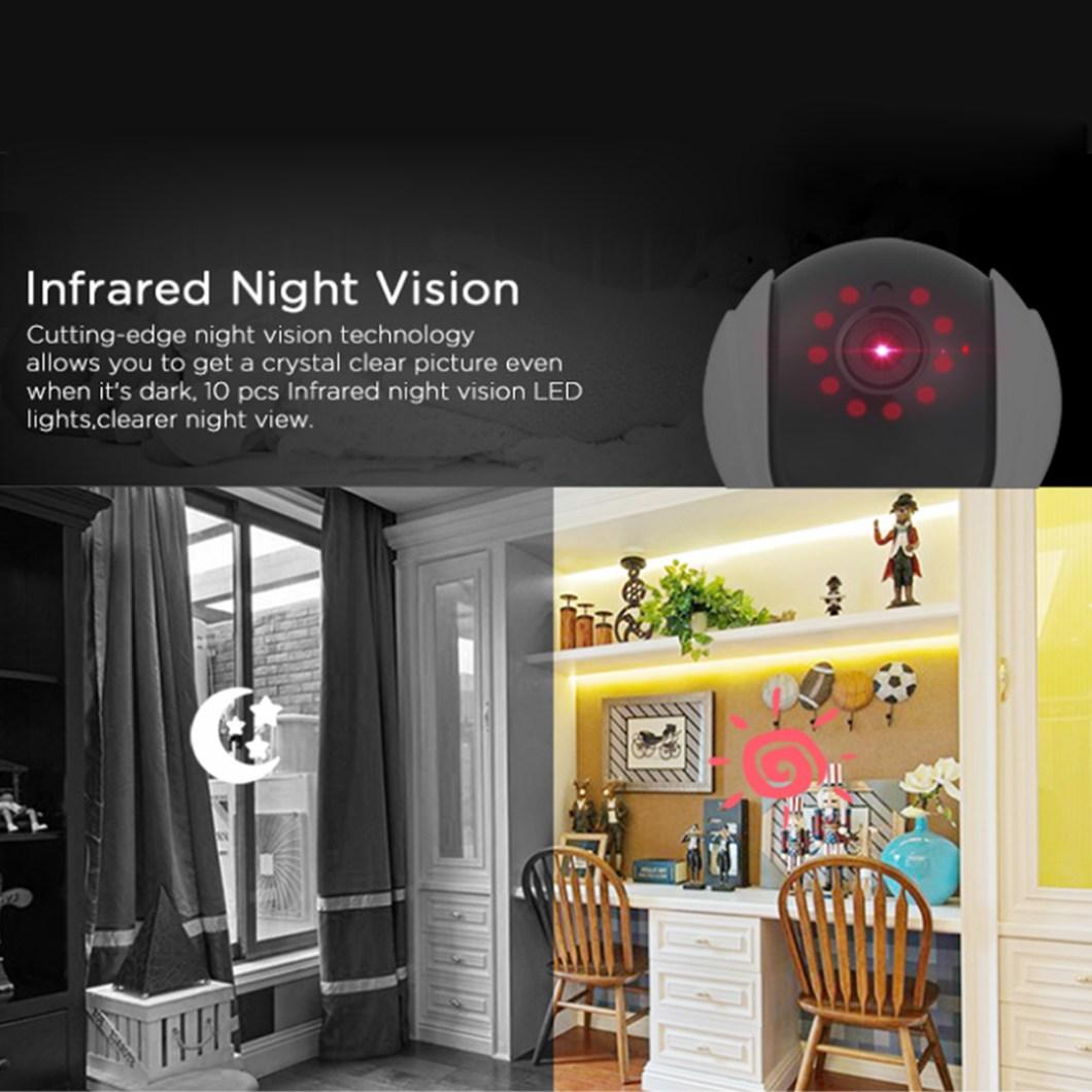 Sricam SP020 Wireless 720P IP Camera Pan&Tilt Home Security PTZ IR Night Vision WiFi Webcam 17