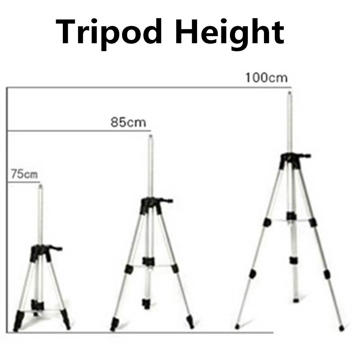 green 2 line 2 points laser level 360 rotary laser line self leveling with  tripod sale